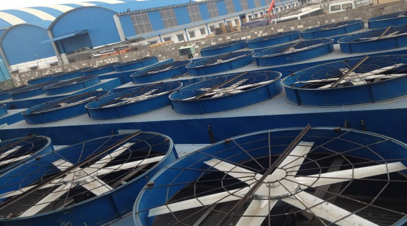 Dry Cooling tower Manuturers